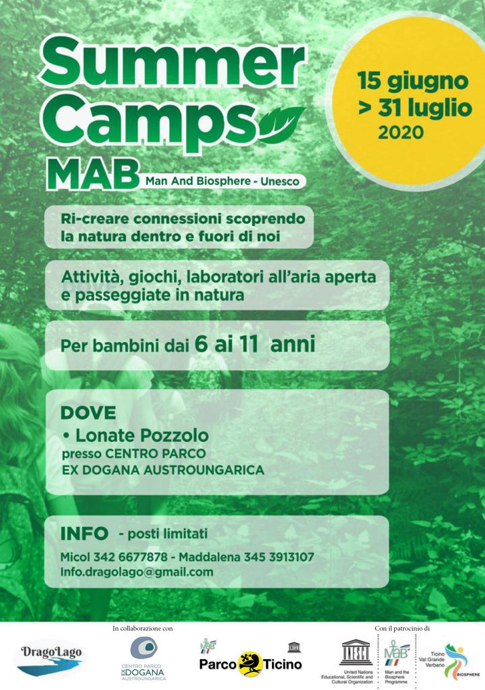 Summer Camp MAB 2020