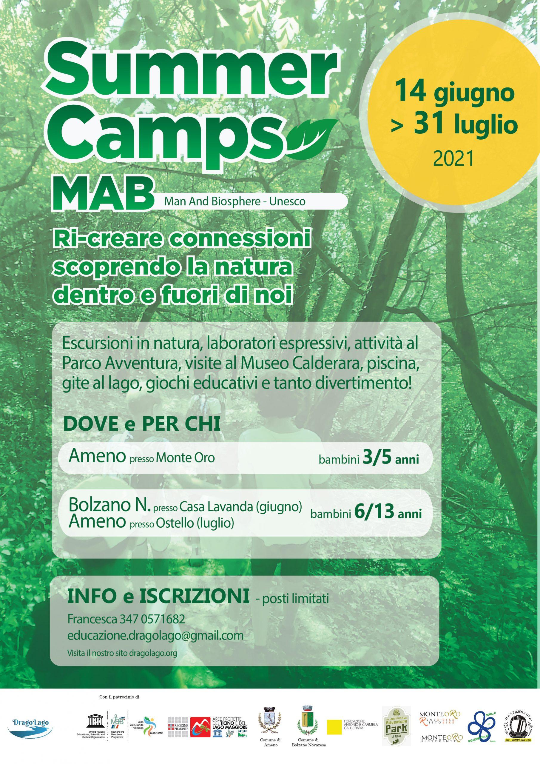 Summer Camp MAB